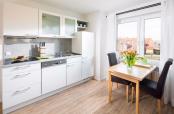 Wohnung 4 Küche